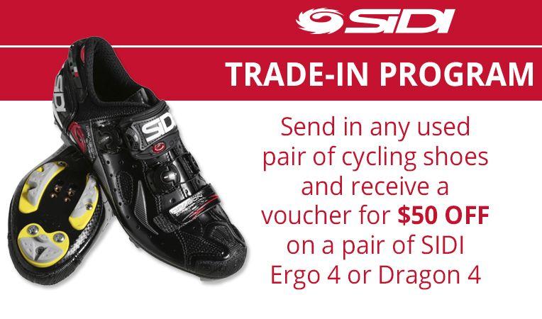 Sidi Trade-In Program