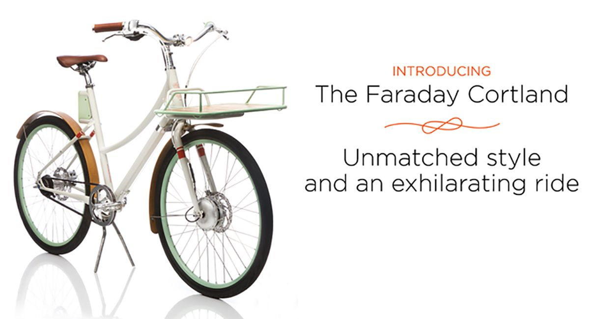 Ride Faraday Payment Plan
