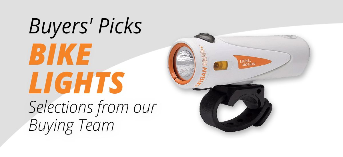 Buyers Picks - Bike Lights