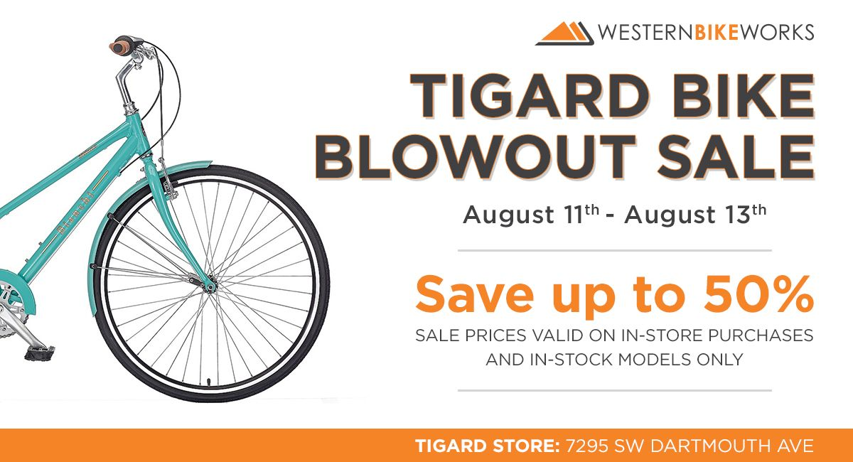 Tigard Tent Sale