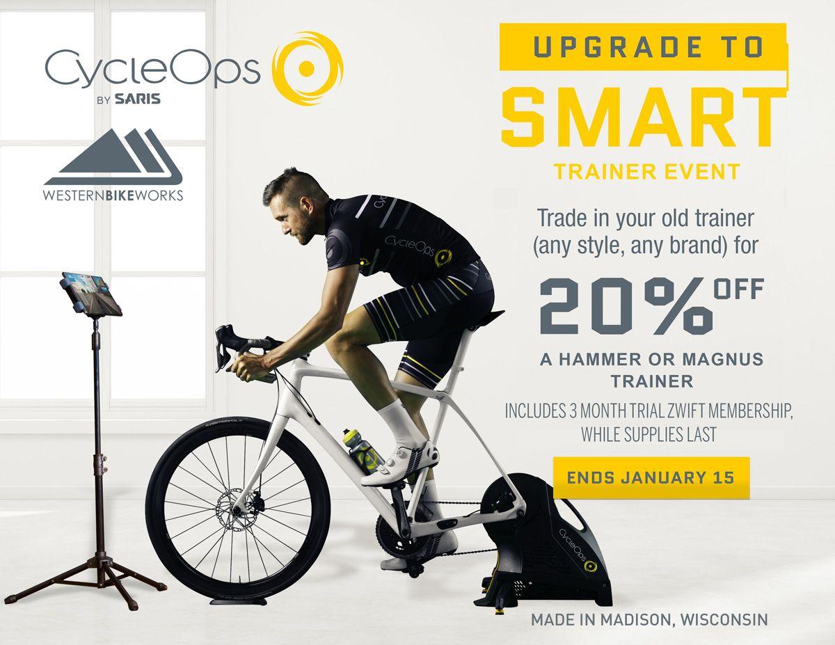 CycleOps Promo