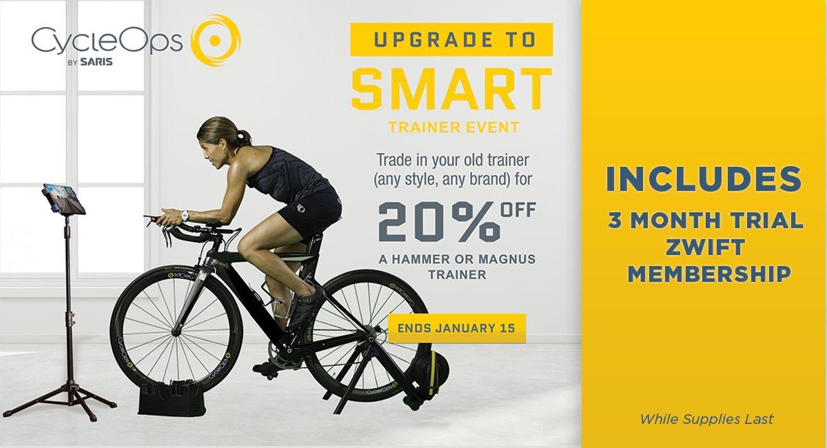 CycleOps Promo - TriSports 8782