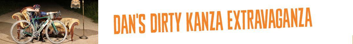 Dan's Dirty Kanza Extravaganza